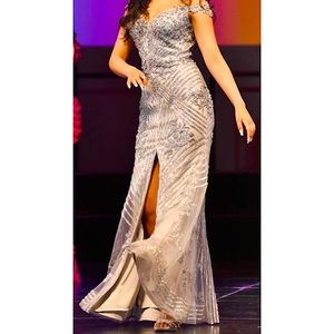 TERANI COUTURE Evening/Pageant/Prom Dress